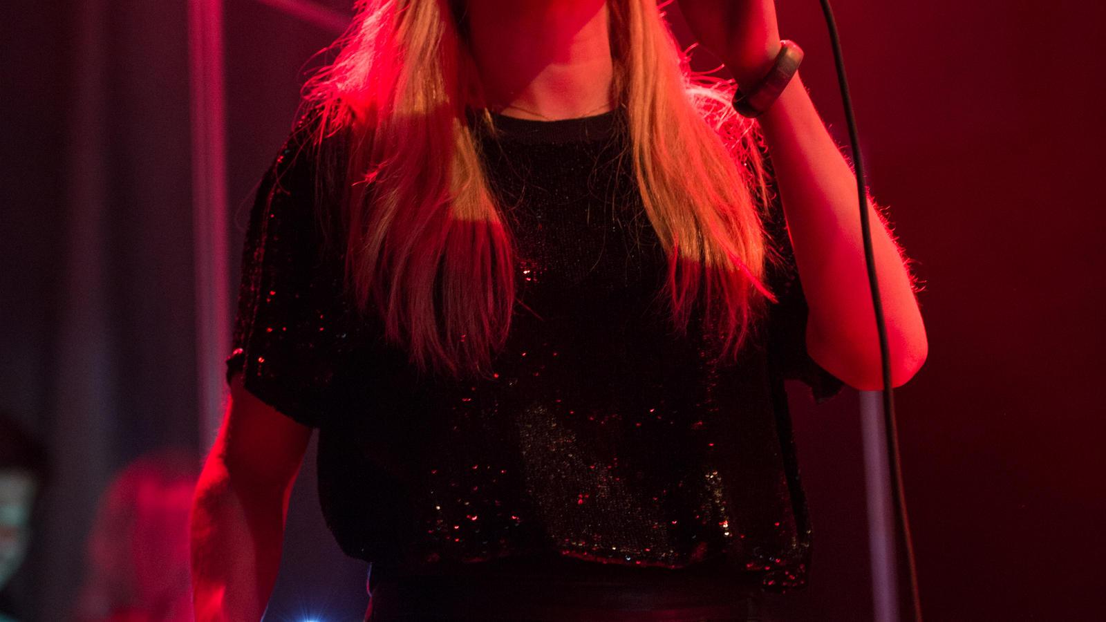Ellie Goulding Pre-Race Concert