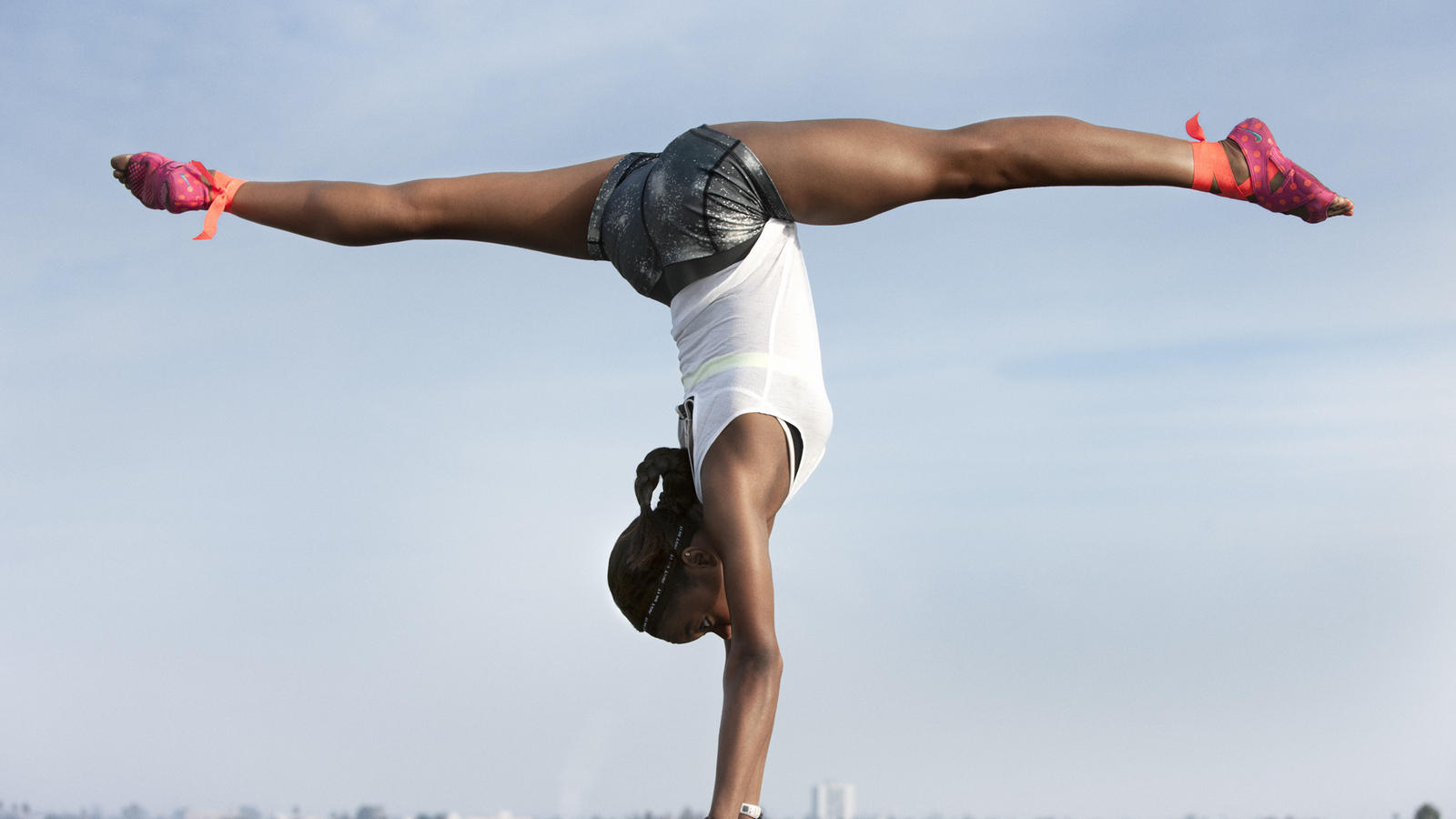 Get Going With Gabby Douglass New Nike Training Club Workout