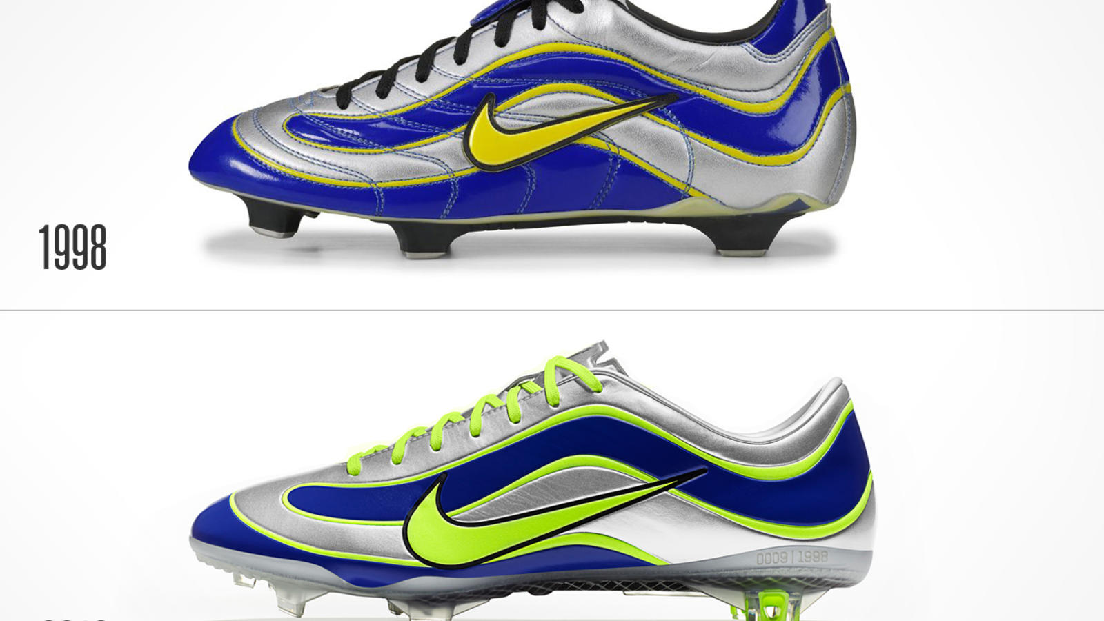 6b92e6560c95 coupon code for nike mercurial vapor 2013 35041 b6a67; italy nike  celebrates 15 years of mercurial with recreated 98 el fenómeno boot eca41  ad610