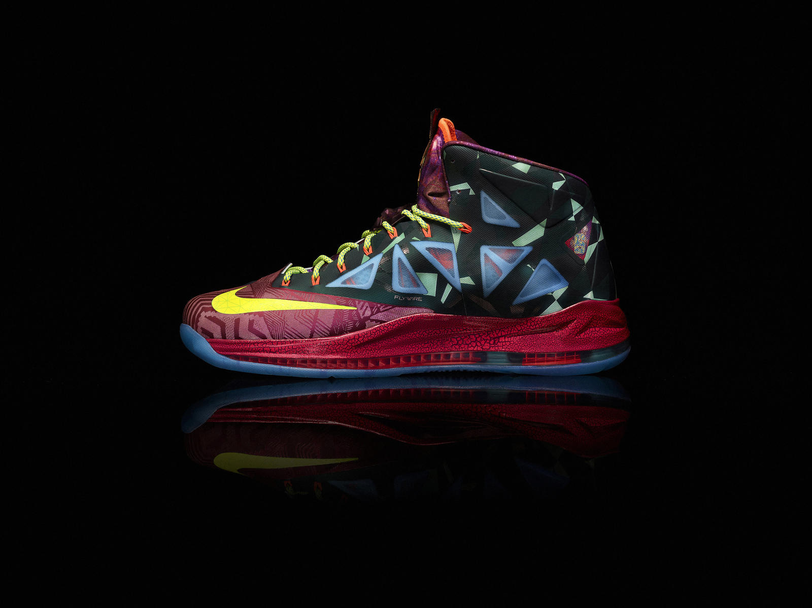 nike marks lebron james�s most valuable player title with