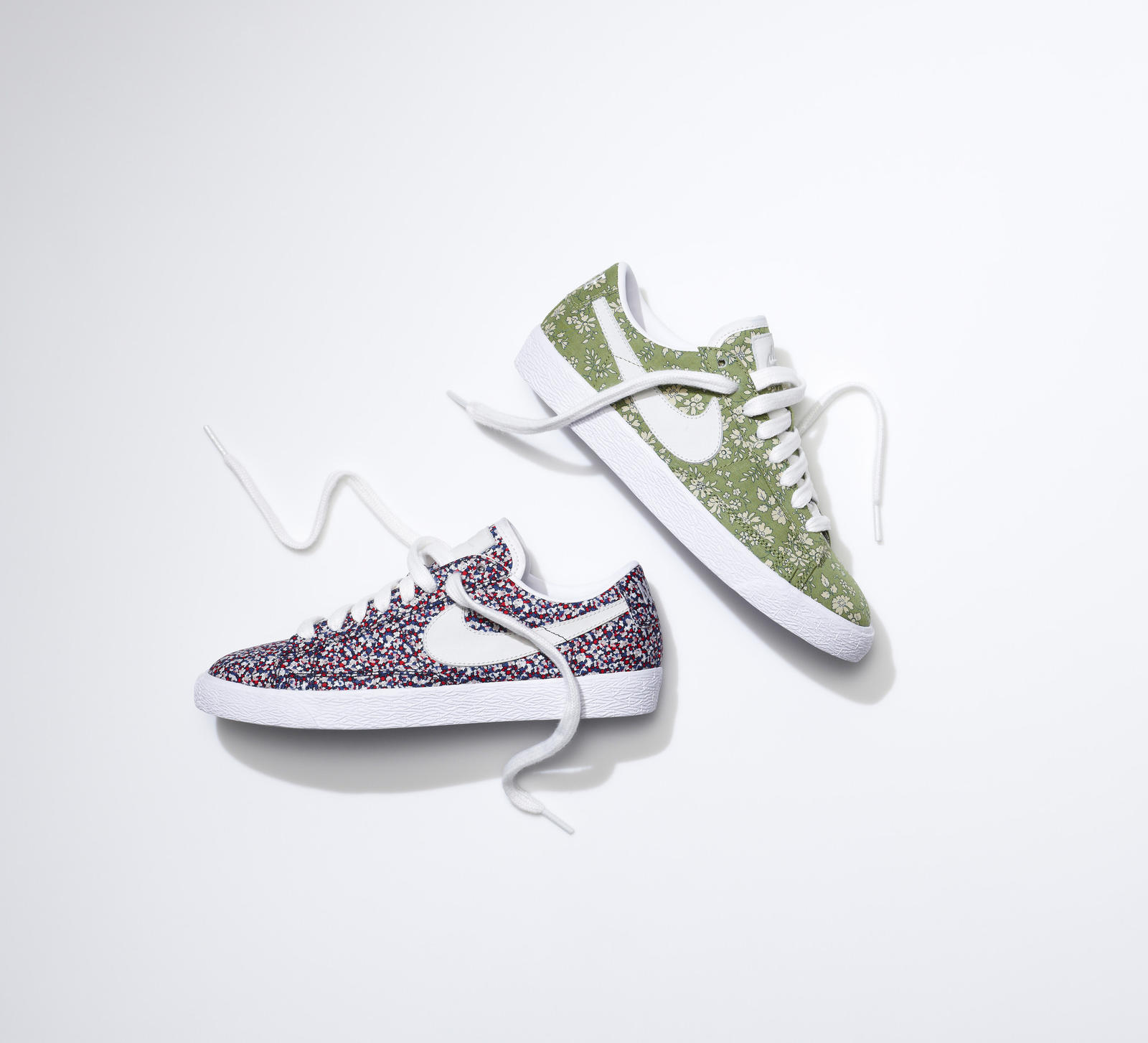 official photos 39e74 6e696 Floral Firsts Liberty of London on NIKEiD - Nike News