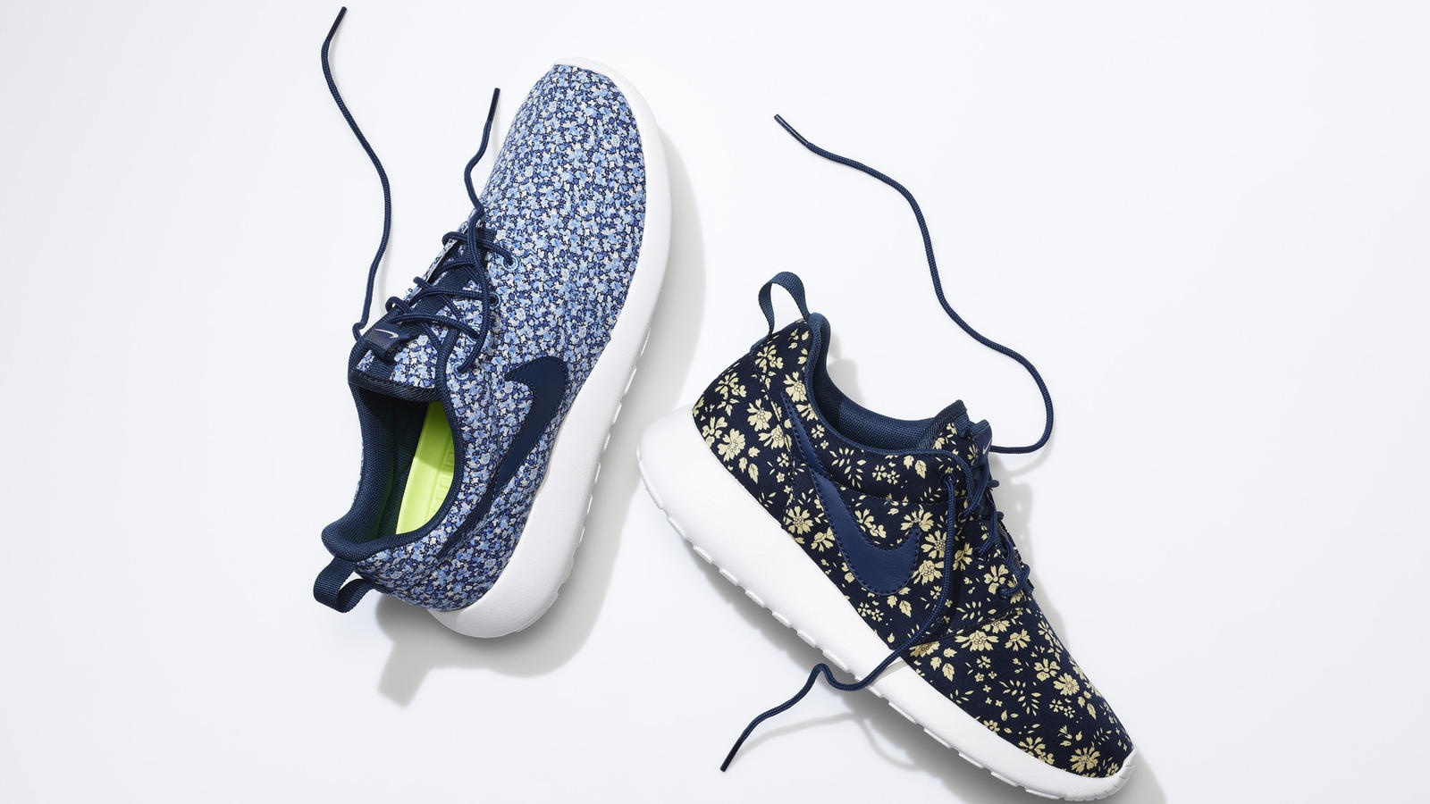 Floral Firsts: Liberty of London on NIKEiD Nike News