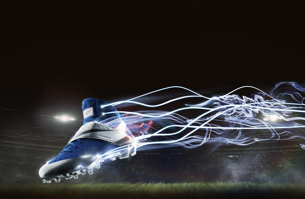 Nike and Calvin Johnson, Jr. Unveil New Signature CJ81 Elite TD Cleat