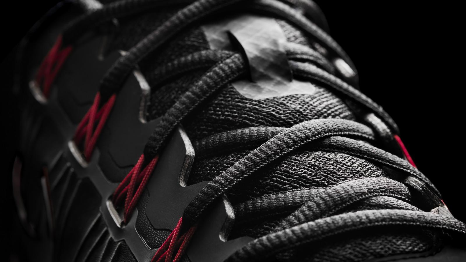 Nike TW14 Black lacing