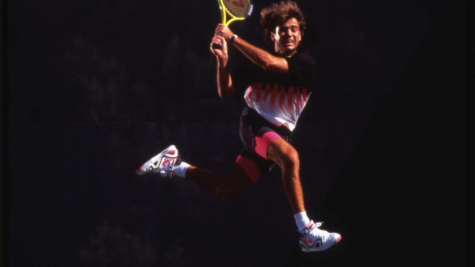 Tennis Icon Andre Agassi Rejoins Nike Nike News