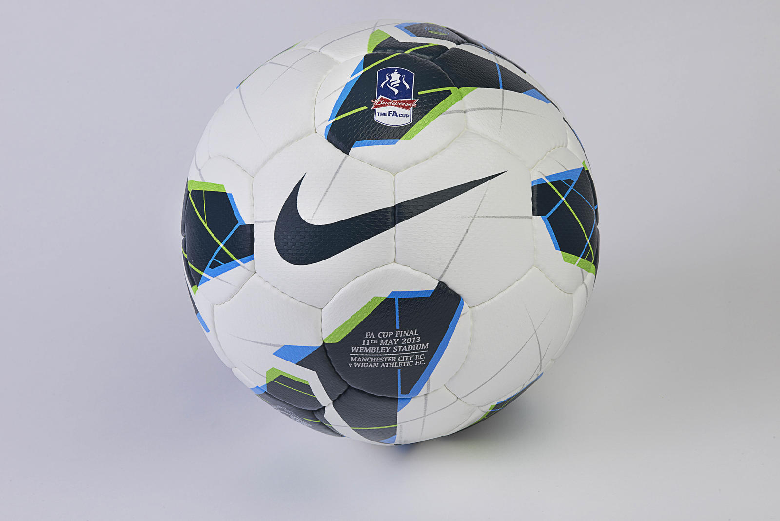 Nike Maxim Ball to be used for FA Cup Final - Nike News