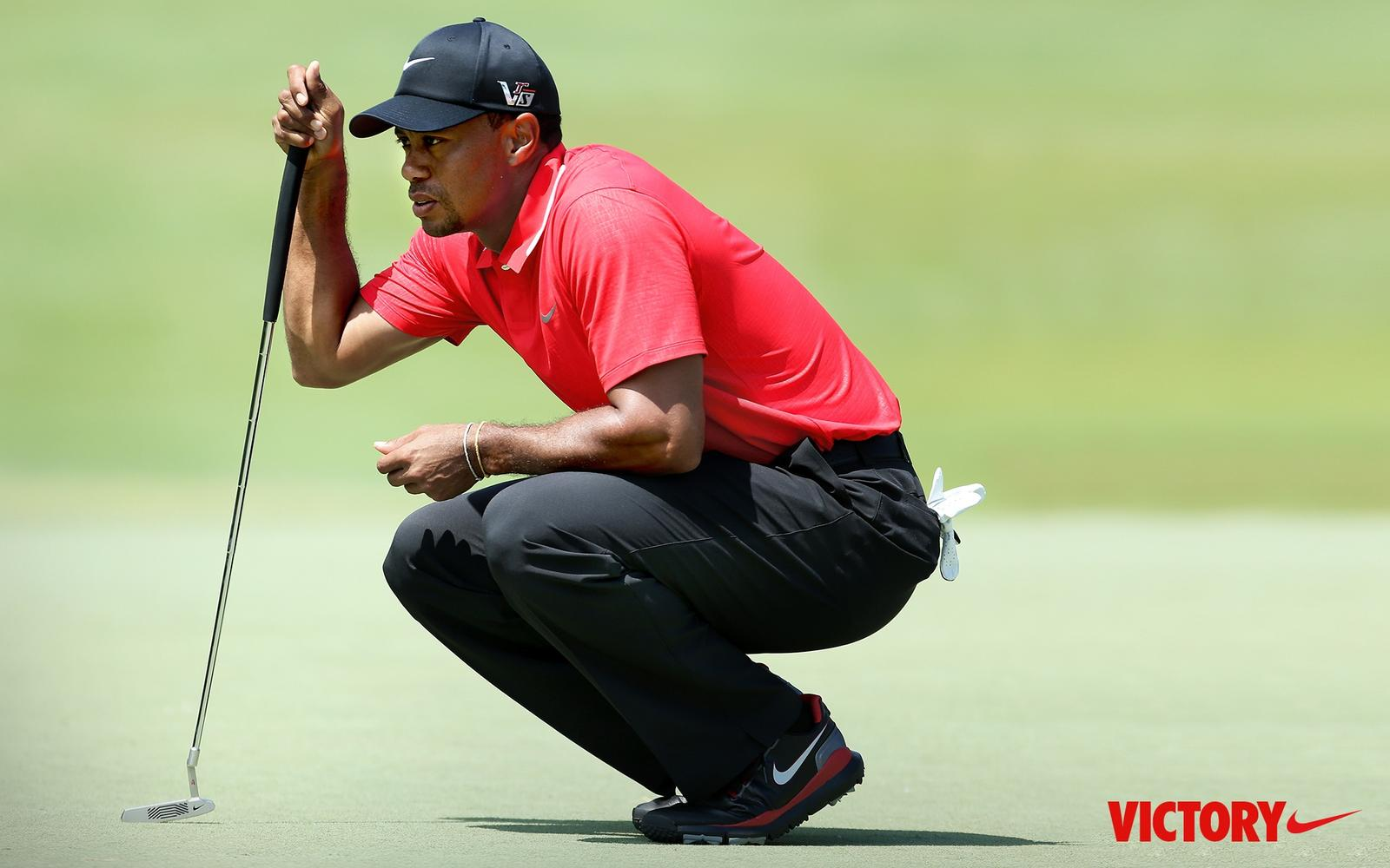 Nike Athlete Tiger Woods Claims Fourth Victory Of The
