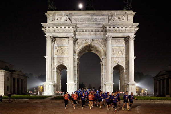 Running Goes Primetime with Nike's We Own the Night Races
