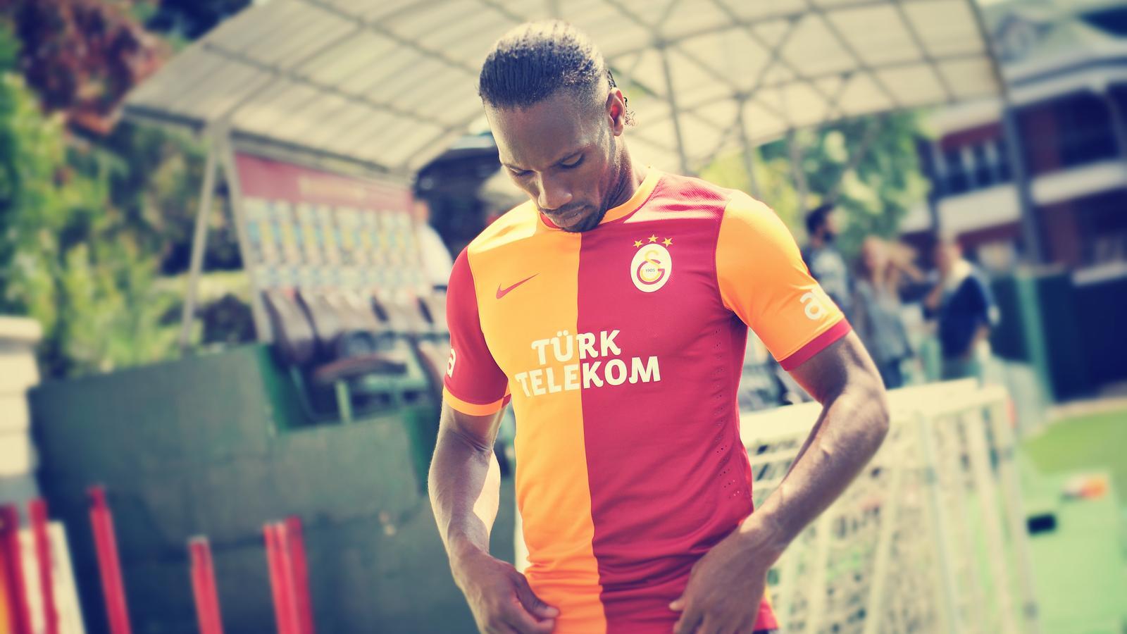 Galatasaray Home 8 Drogba2