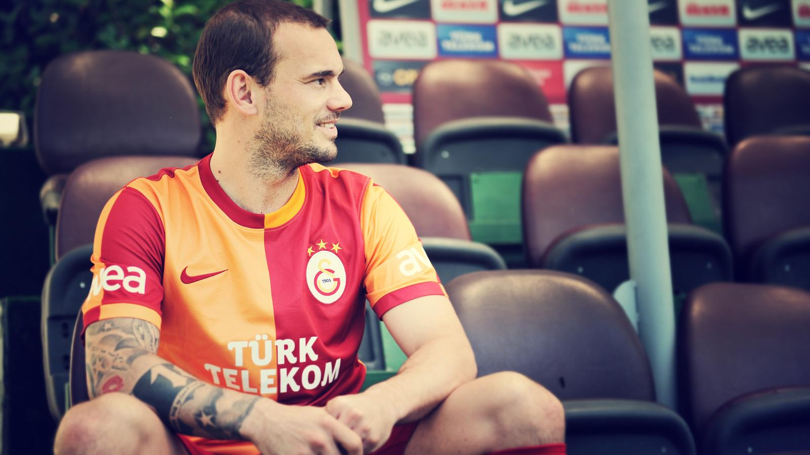 Galatasaray Home 7 Snijder2