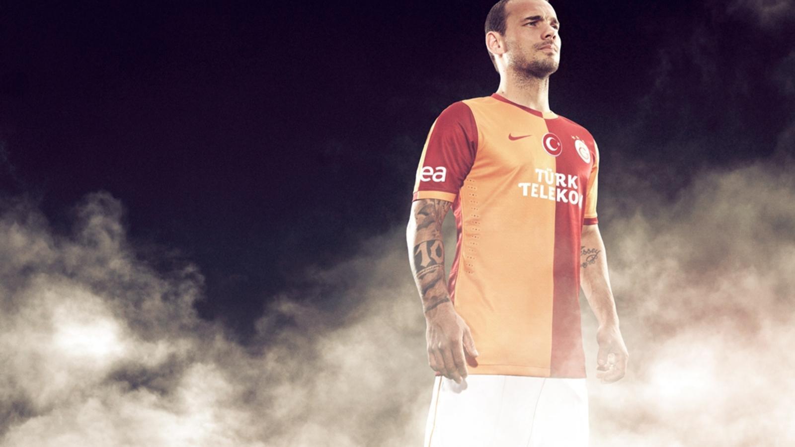 Galatasaray Home 5 Snijder