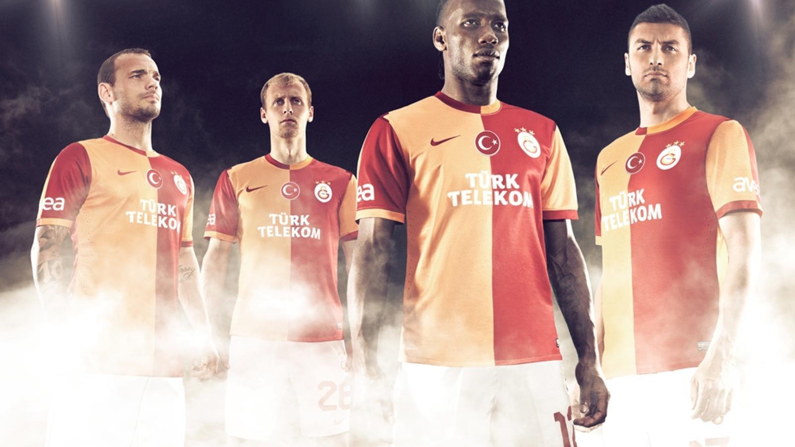 Galatasaray Home 3