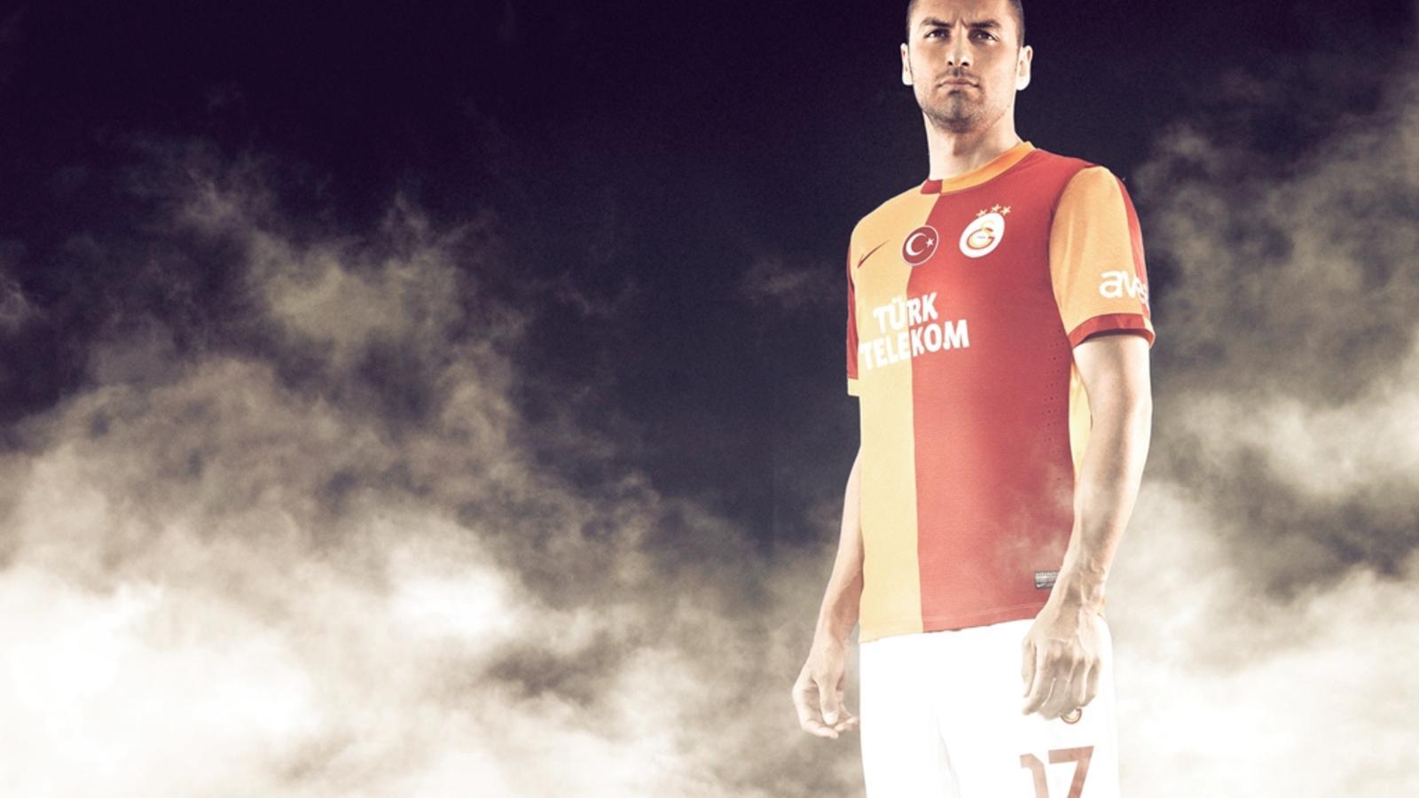 Galatasaray Home 5 Burak