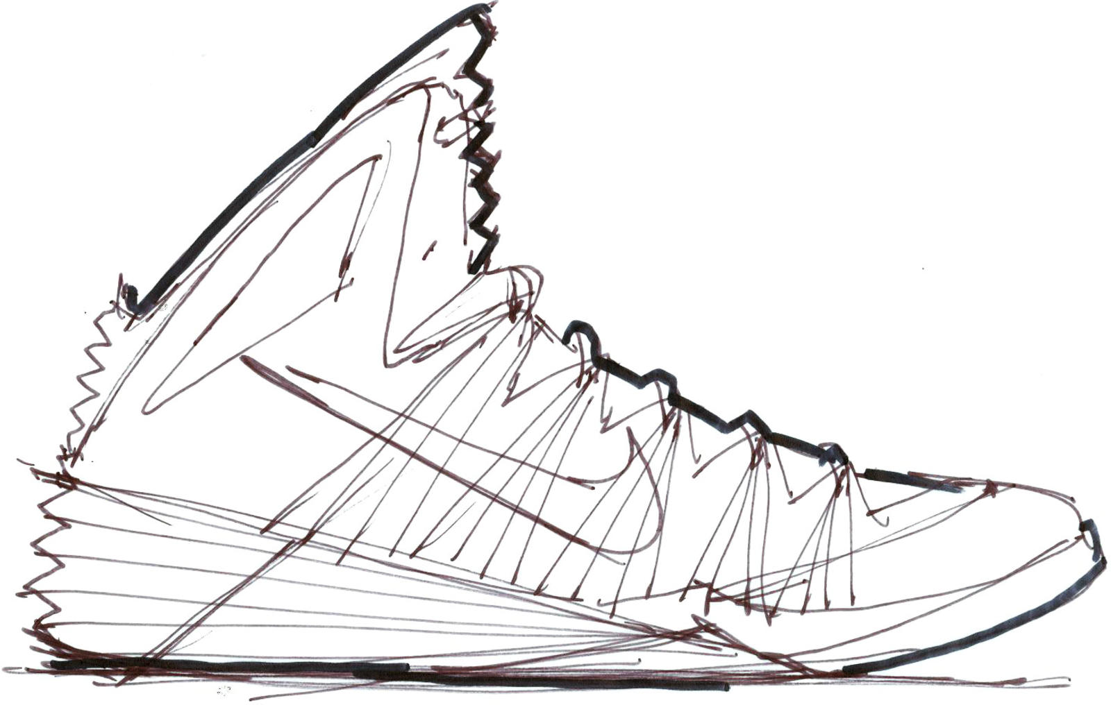 inside access: hyperdunk 2013 - nike news - Lebron James Shoes Coloring Pages