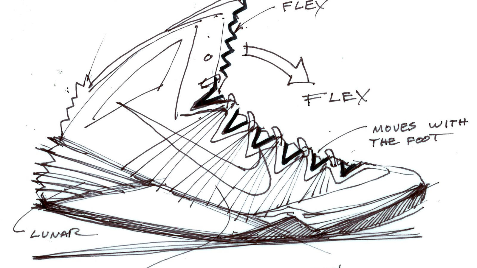 b687177fcfa March 2008 ushered in a new breed of basketball shoe as the Nike Hyperdunk  debuted for the Beijing games. Kobe Bryant soared over a car in a viral  film ...