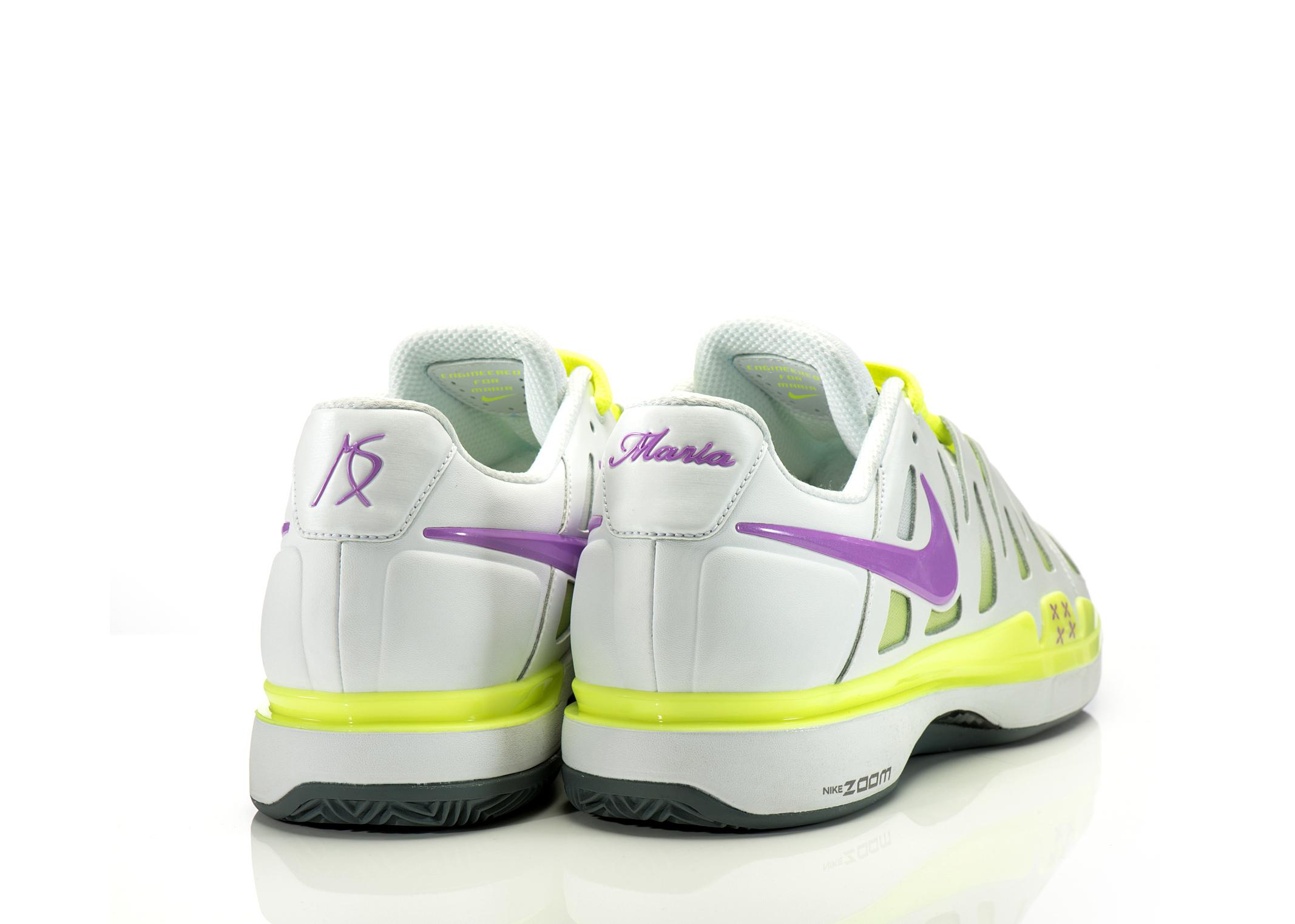 nike tennis shoes sharapova