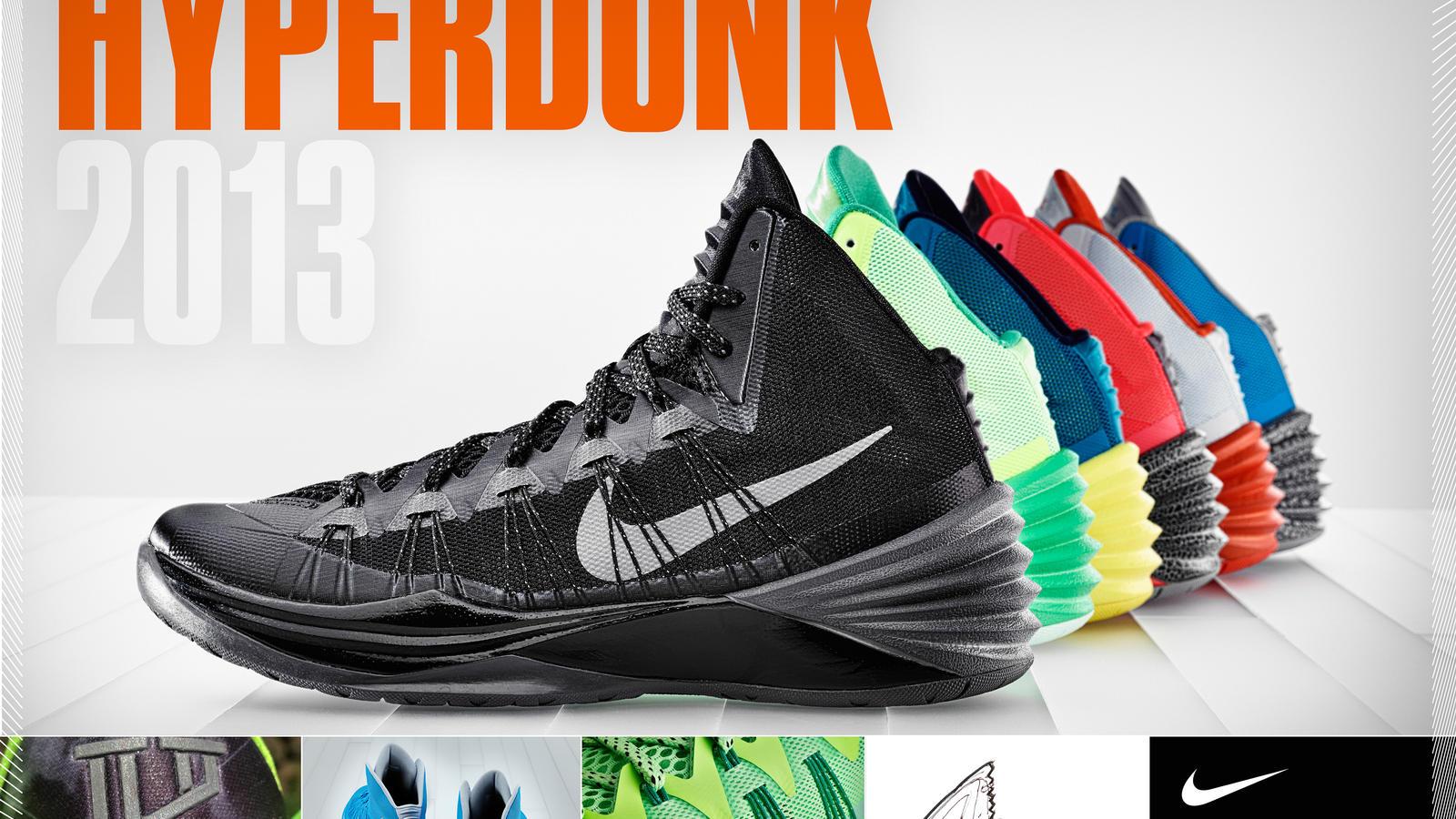 Inside Access: Hyperdunk 2013 - Nike News