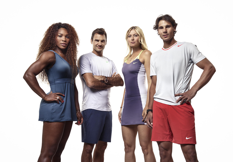 tennis nike athletes