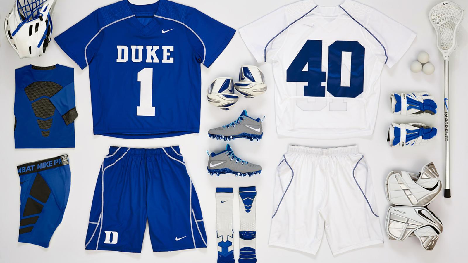 Nike Lacrosse Duke