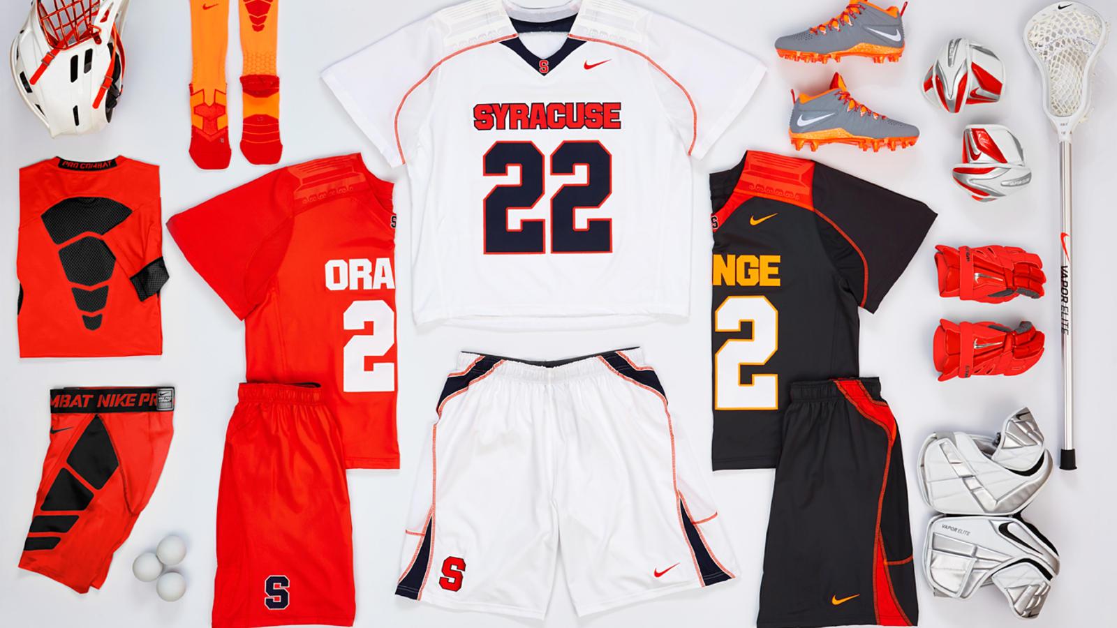 Nike Lacrosse Syracuse