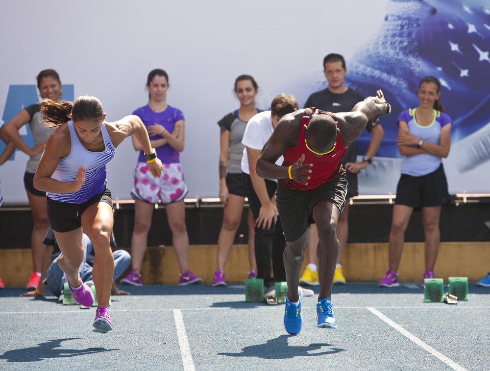 Atletas de Elite Aprovam Nike Free Run+ 3