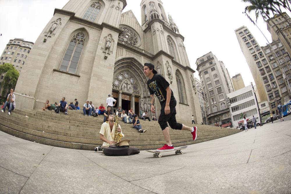 Nike Skateboarding Celebra São Paulo