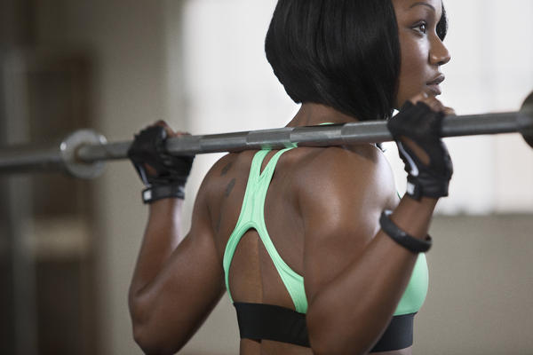 Get Fitter Faster with Carmelita Jeter