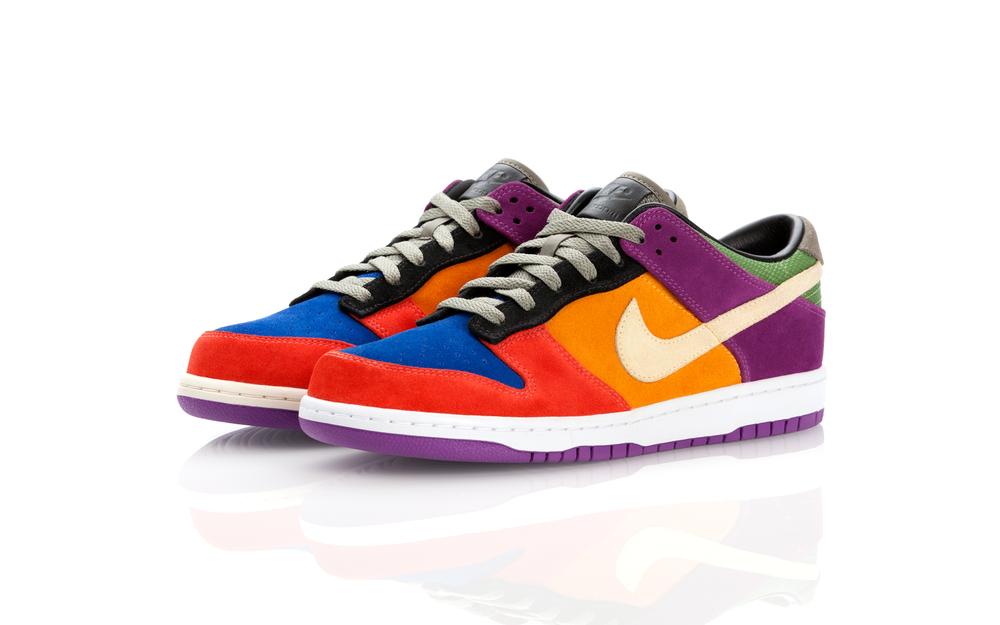 Nike Dunk Low Viotec: Royalty Returns