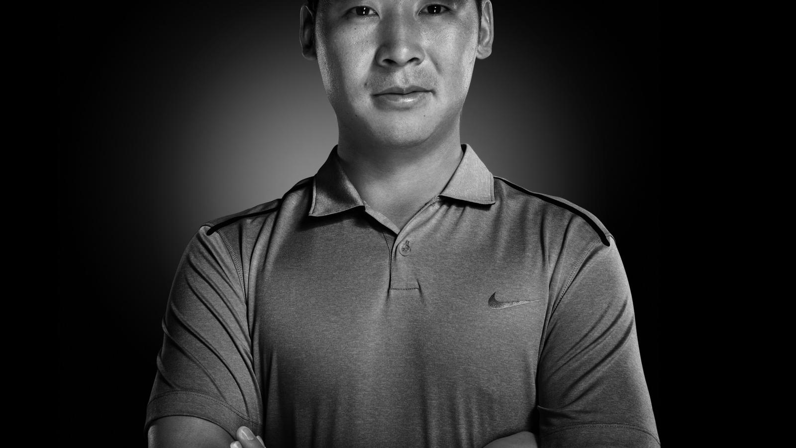 Nike Athlete Xin-Jun Zhang