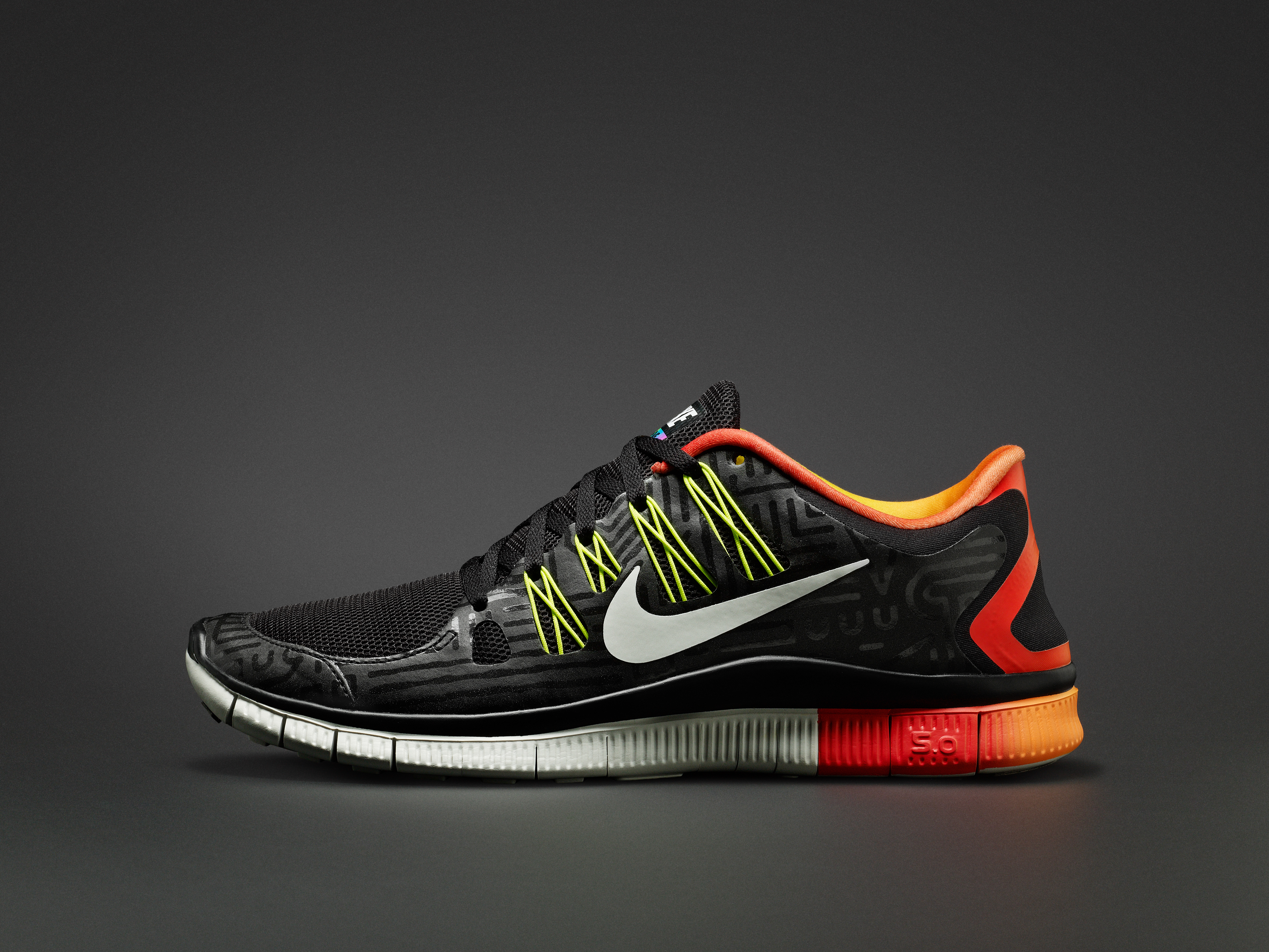 nike free run 5.0 colours
