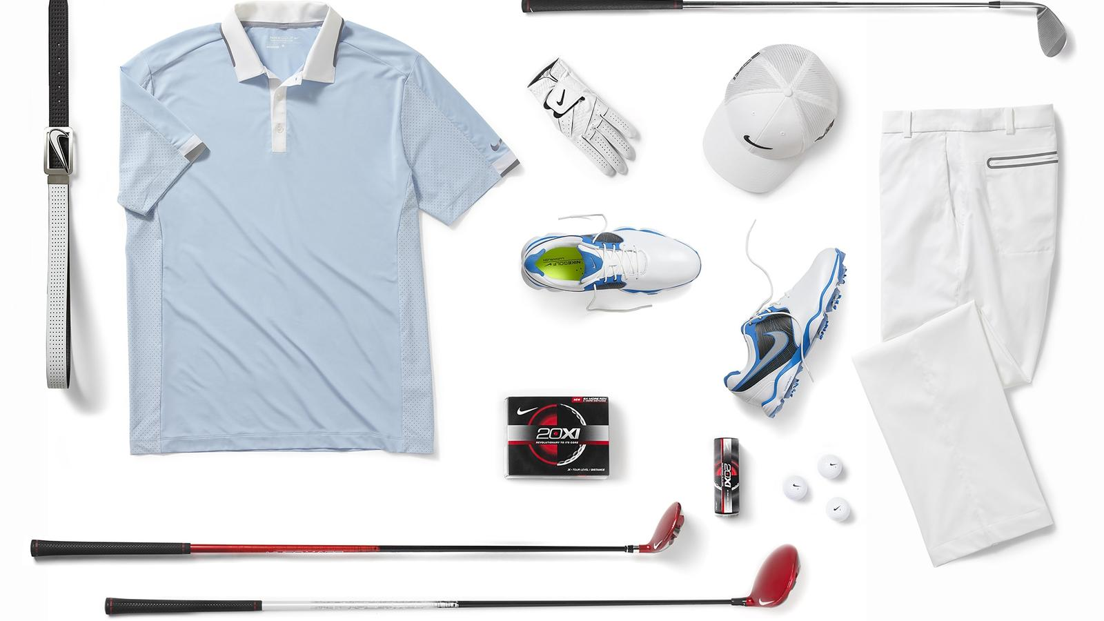Rory McIlroy Thursday US Open Gear