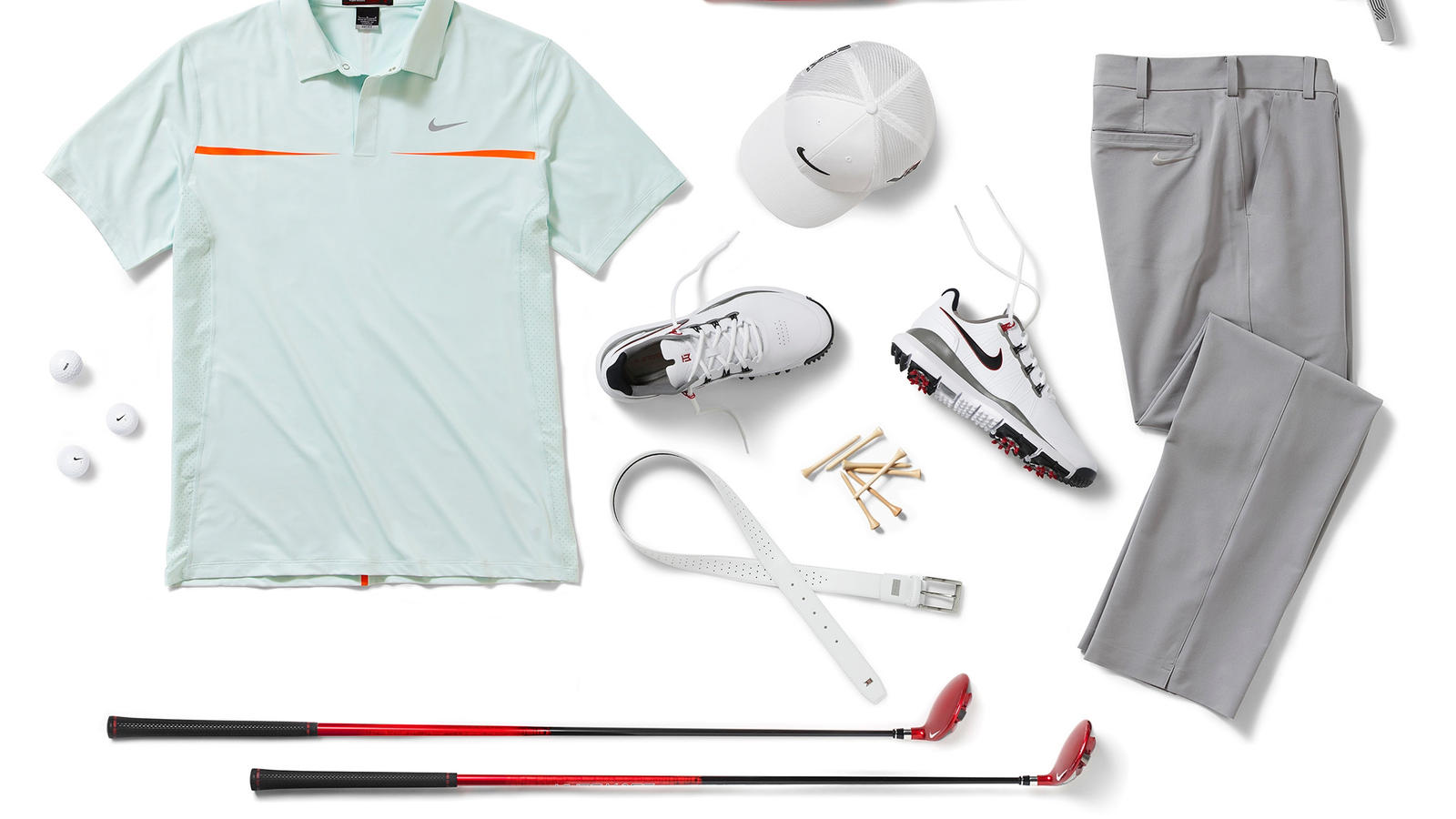 Tiger Woods Saturday US Open Gear