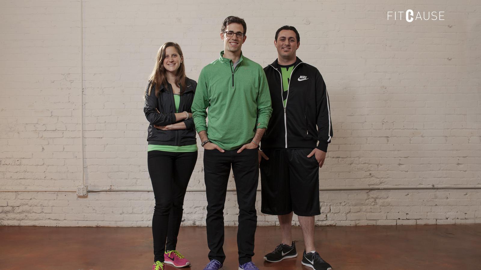 Nike+ Accelerator: FitCause