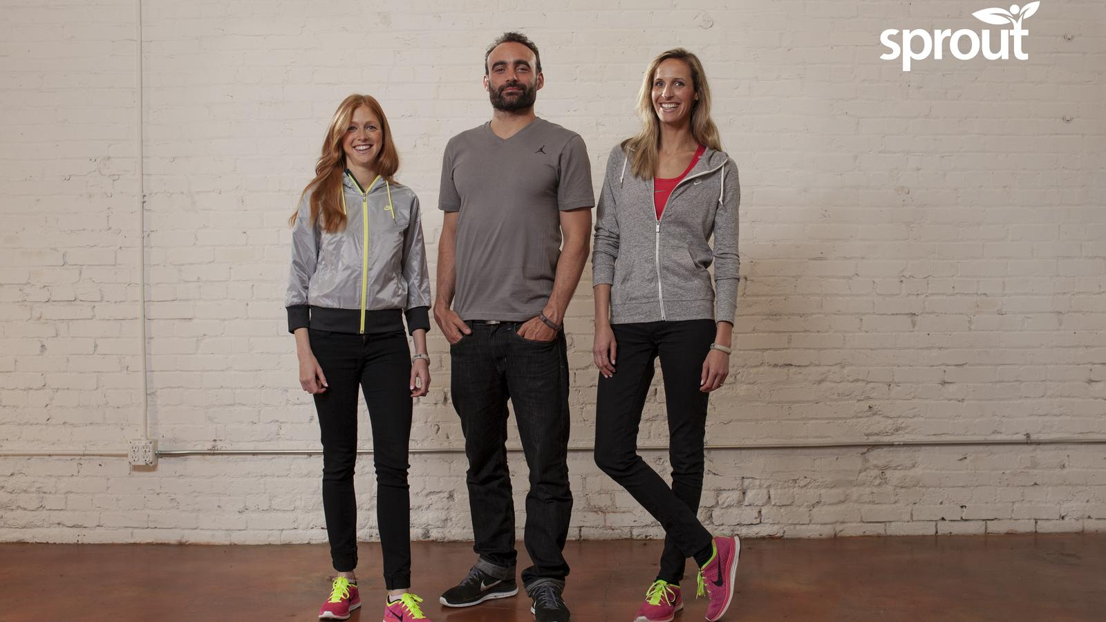 Nike+ Accelerator: Sprout