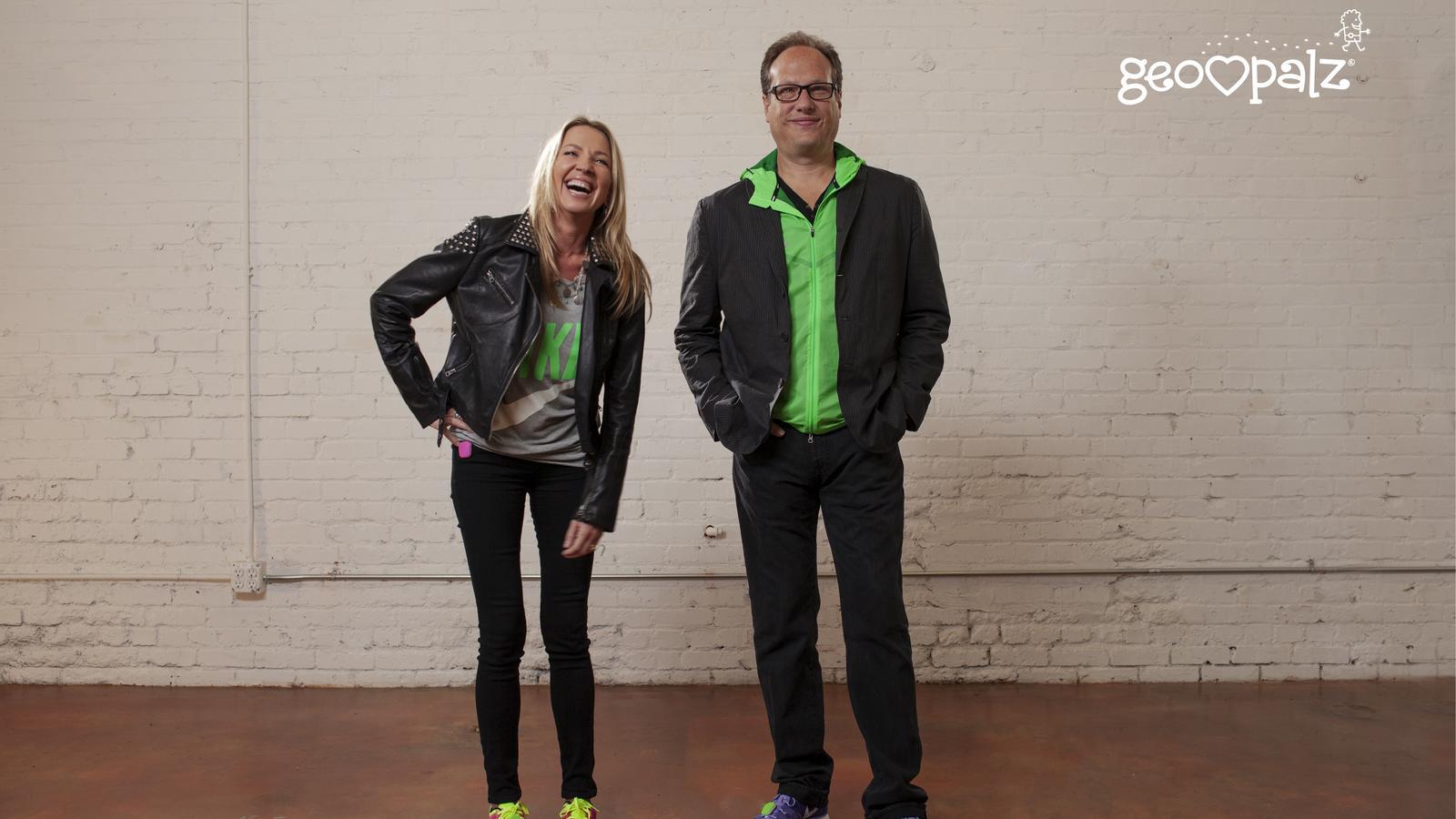 Nike+ Accelerator: GeoPalz