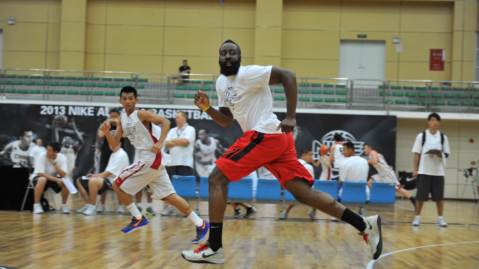 Reconocimiento análisis Ver internet  All-Asia Camp Reaffirms Nike's Commitment to Basketball Development - Nike  News