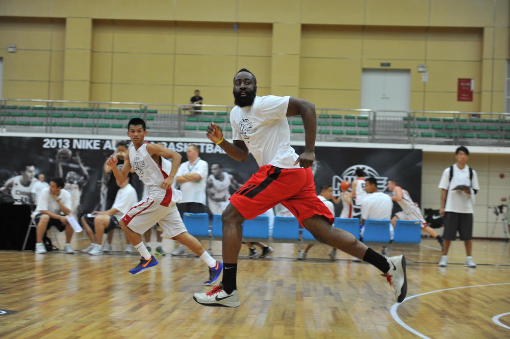 All-Asia Camp Reaffirms Nike's Commitment to Basketball Development