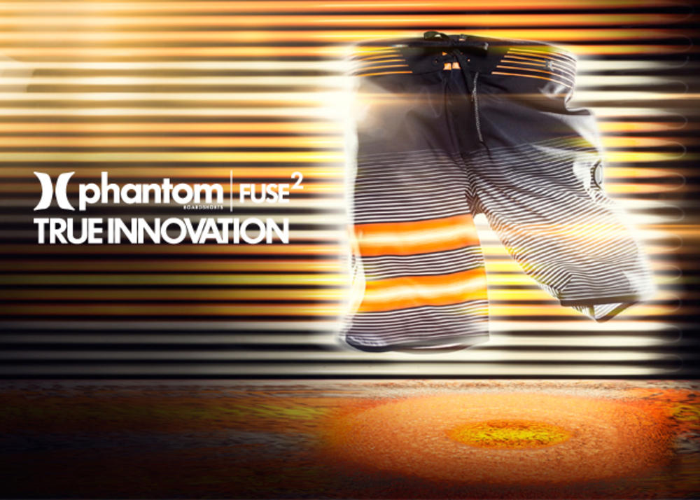 Hurley Launches Phantom Fuse 2