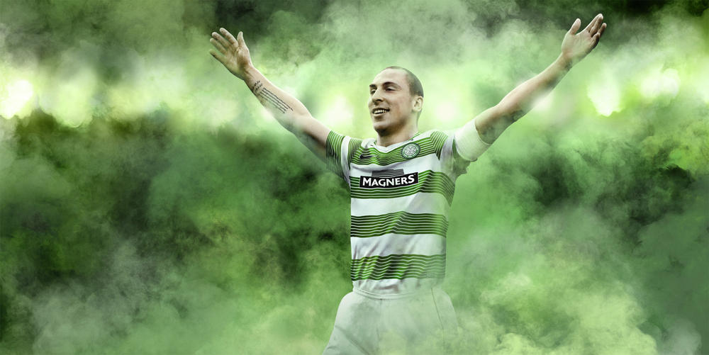 Celtic Unveils New Nike Home Kit for 2013-14 Season