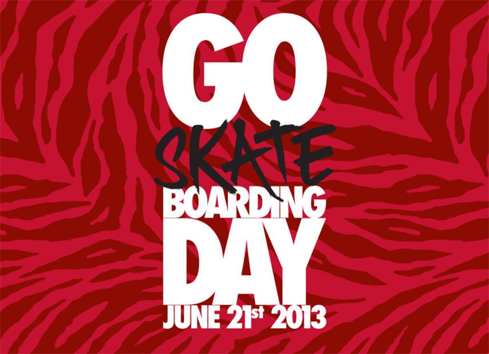 Nike SB Goes Global to Celebrate Go Skateboarding Day