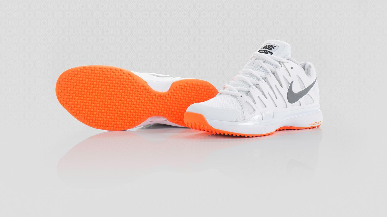 Vapor Roger Zoom Nike Boundaries Tour Federer 9 New Le Pushes In dCeroQxBW