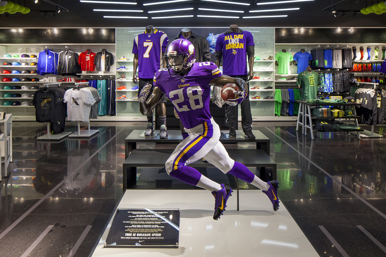 ... New Nike Yardline at Champs Sports. Download Image: LO · HI