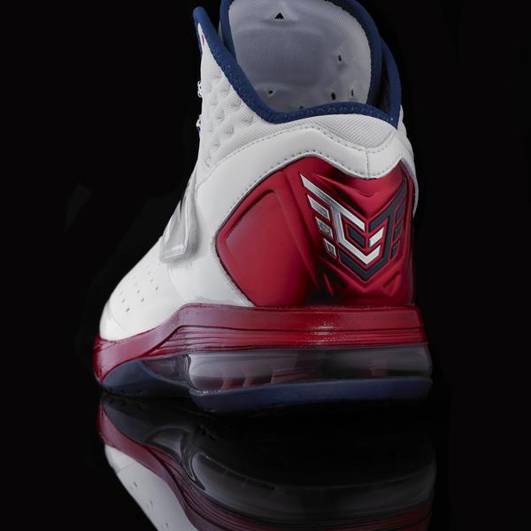 Cj81 White Heel Detail