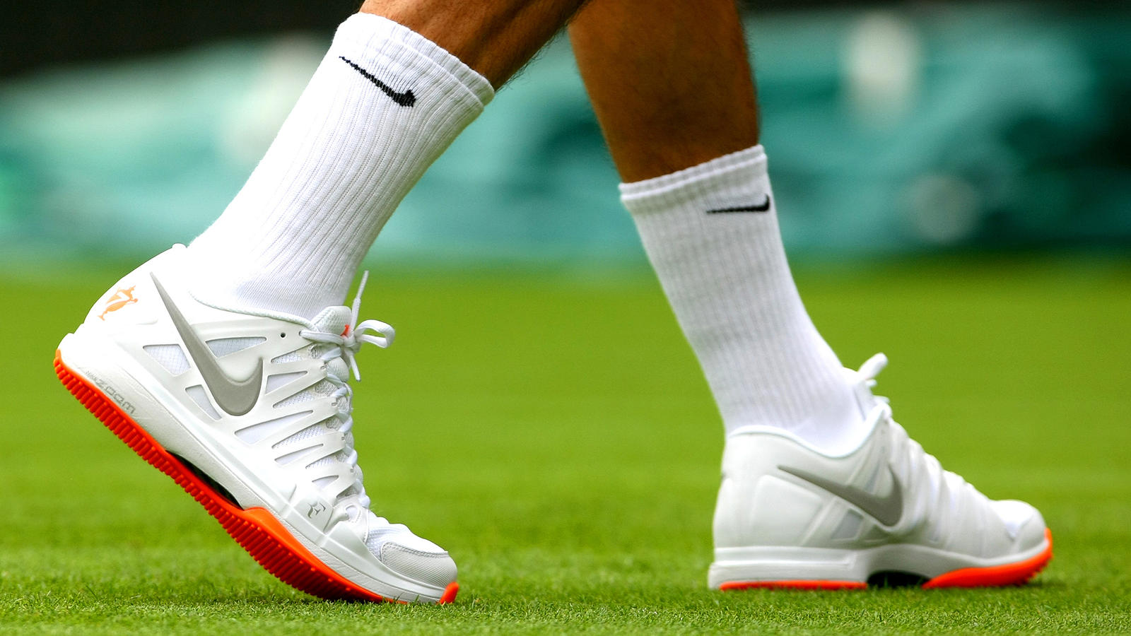 e367be4a74c0 ROGER FEDERER PUSHES BOUNDARIES IN NEW NIKE ZOOM VAPOR 9 TOUR LE. Nike Zoom  Vapor 9 Tour LE