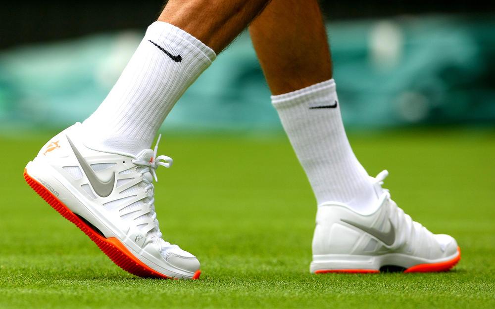 Roger Federer Pushes Boundaries in New NIKE ZOOM VAPOR 9 TOUR LE