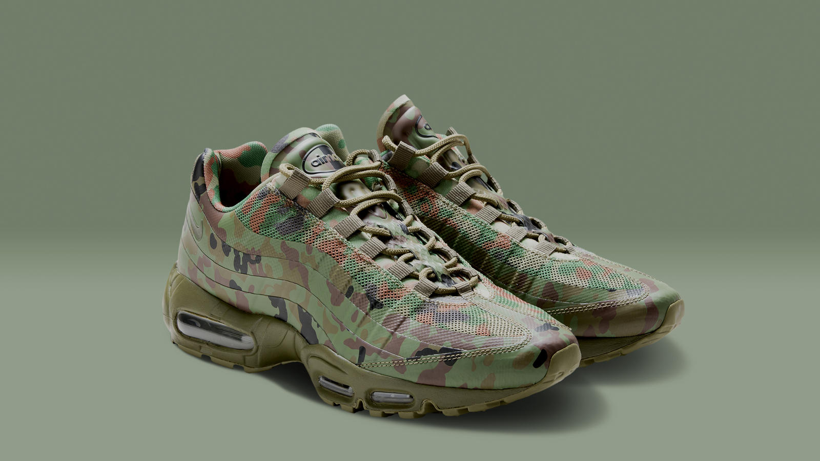 Revealed: the Nike Air Max Camo Collection Nike News