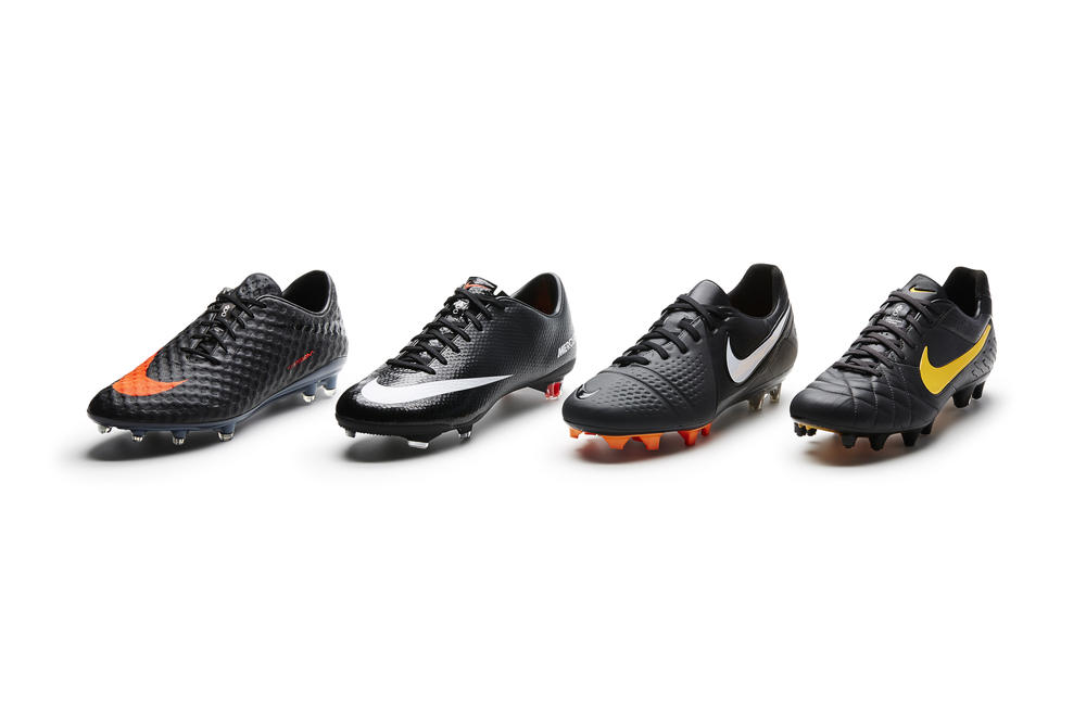 Nike Football Goes Back to Black for Start of New Season