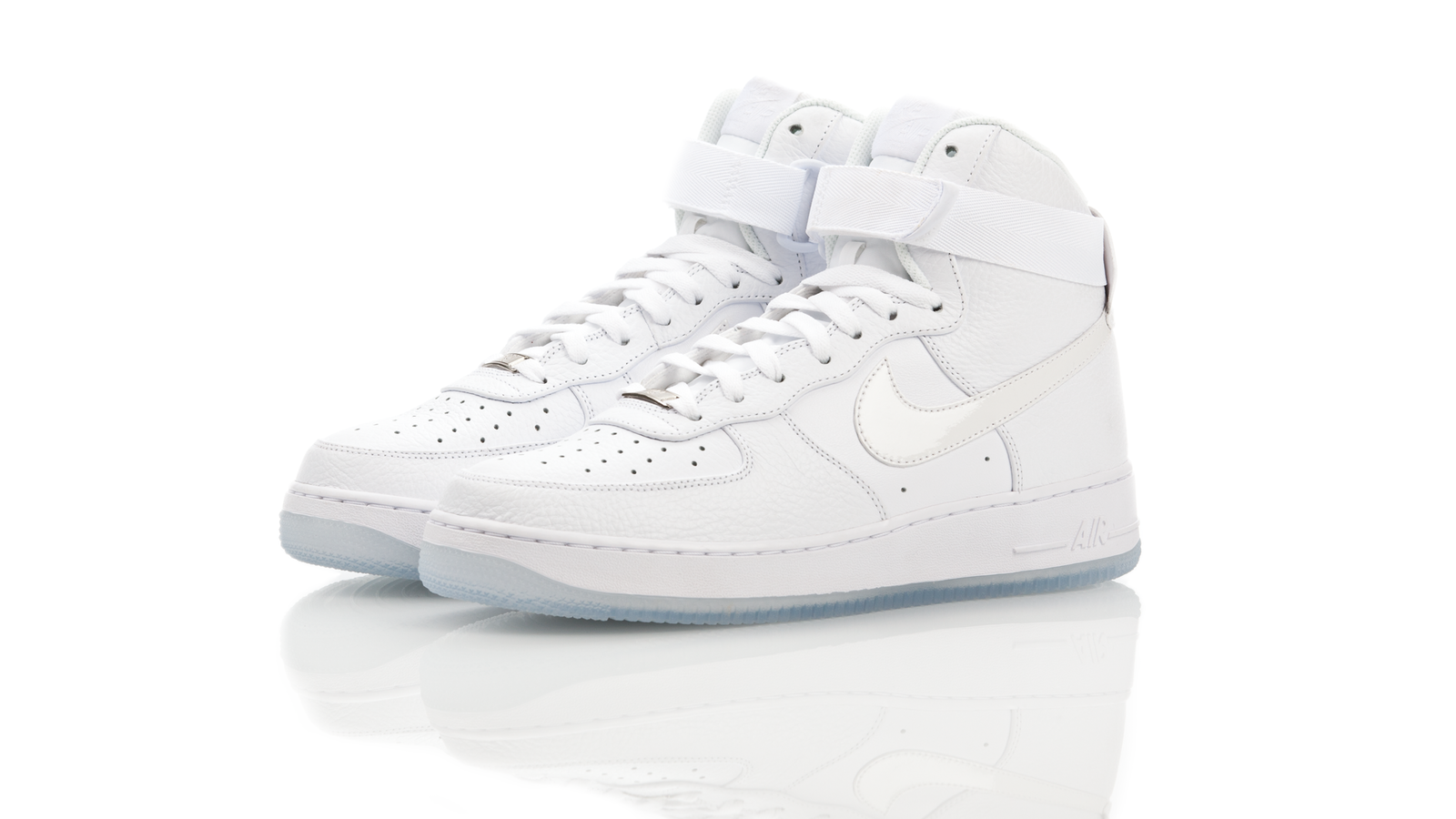 nike air force 1 high białe