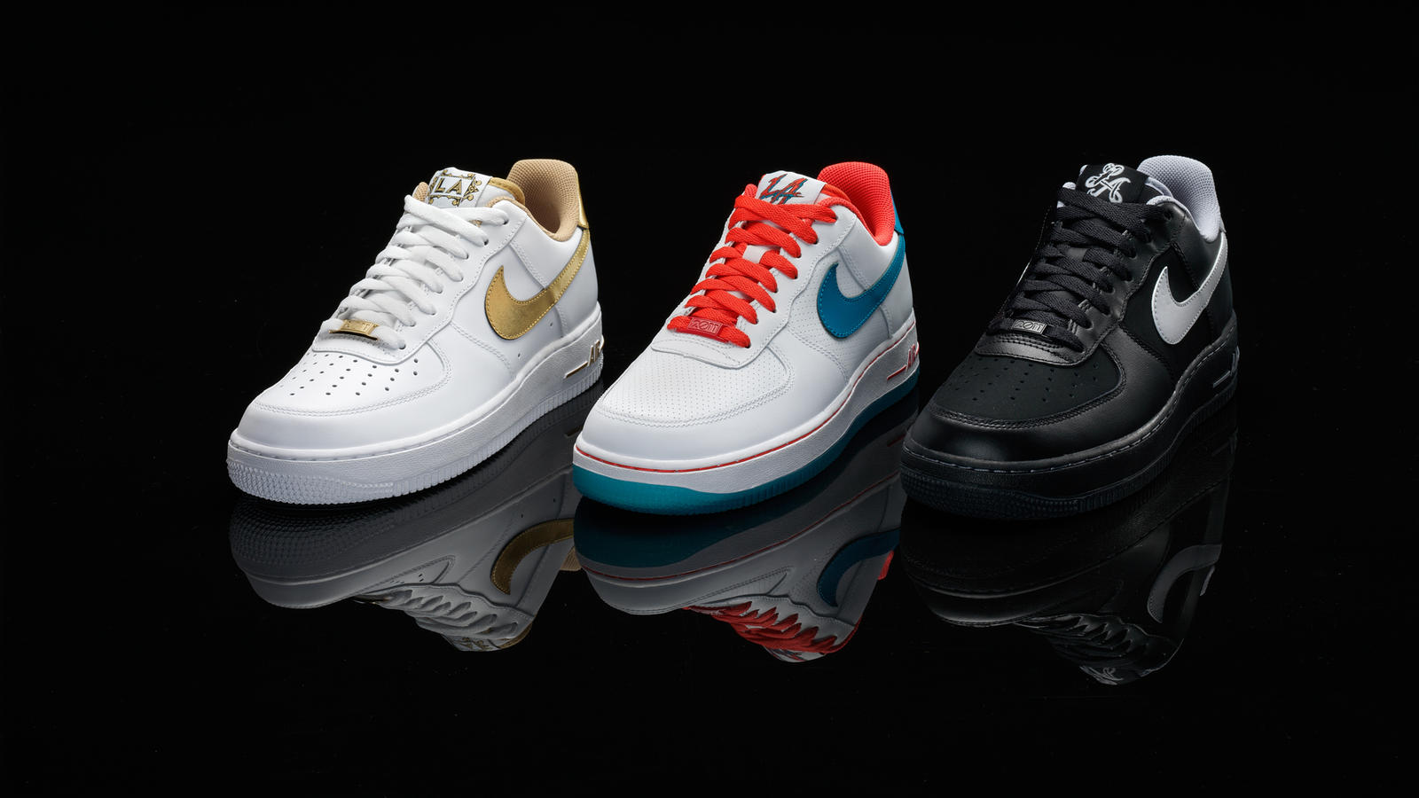 size 40 ab91d 8dac1 Air Force 1 2011 All-Star Pack - Nike News