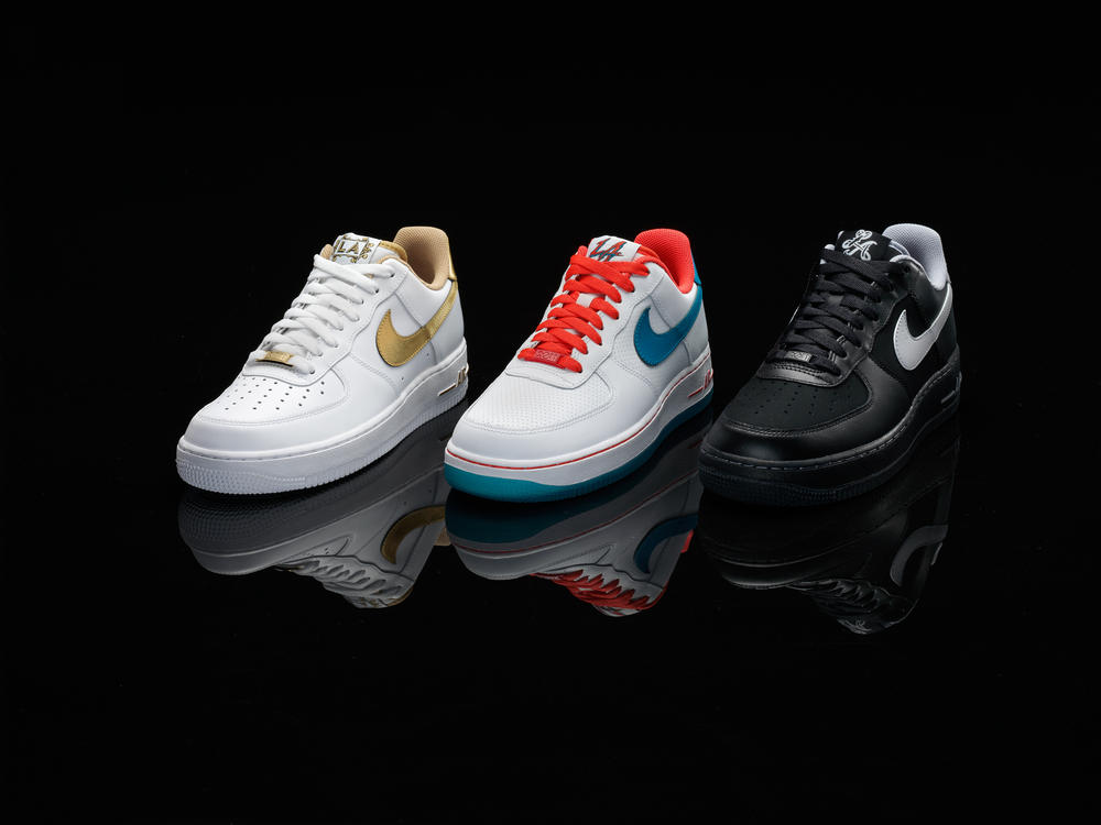 Air Force 1 2011 All-Star Pack